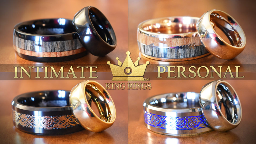 King Rings C-Ring G-Ring Sets
