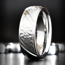 Tempest Stainless Steel Cock Ring